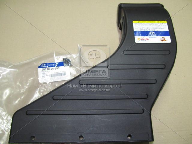 Воздухозаборник Hyundai Santa Fe 10- (пр-во Mobis)