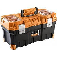 """Ящик для инструментов Neo Tools 22"""" 55,4 x 28,6 x 27,6 см (84-113)"""