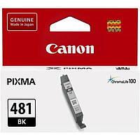 Картридж Canon CLI-481 Black (2101C001)