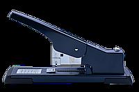 Степлер металлический усиленной мощности, 100 листов, скобы №23, синий, Buromax