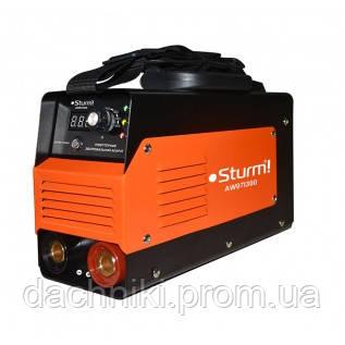 Сварочный инвертор Sturm AW97I300 Профессиональная серия (300А, кнопка, Extra Power)