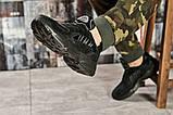 Кроссовки мужские 15516, Adidas Yung 1, черные [ 42 ] р.(42-26,5см), фото 5