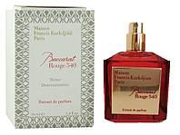 Tester унисекс MAISON FRANCIS KURDKJIAN  Baccarat Rouge 540 Extrait de Parfum