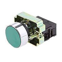 Кнопка Аватар без корпуса без фиксации XB2 BA42 металлическая Зеленая (ST 888-1G)
