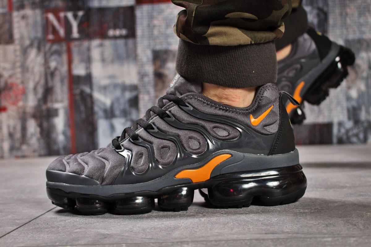 Кроссовки мужские 15844, Nike Tn Air, темно-серые, < 42 43 > р.42-27,0