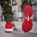 Кроссовки мужские 15914, Adidas Galaxy, красные [ 45 ] р.(45-29,0см), фото 3
