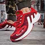 Кроссовки мужские 15914, Adidas Galaxy, красные [ 45 ] р.(45-29,0см), фото 4