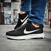 Кроссовки женские 16001, Nike Zoom Pegasus, черные, < 37 38 > р. 37-23,7см., фото 1