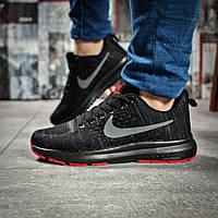 Кроссовки женские 16002, Nike Zoom Pegasus, черные, < 36 > р. 36-23,0см., фото 1