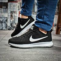 Кроссовки женские 16021, Nike Zoom Pegasus, черные, < 37 38 > р.37-23,5, фото 1