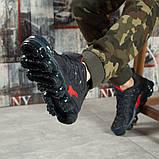 Кросівки чоловічі 16043, Nike Vm Air, темно-сині, [ 41 43 45 ] р. 41-26,0 див., фото 5