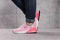 Кроссовки женские 16052, Nike Air 270, розовые, < 38 > р.38-24,0, фото 1