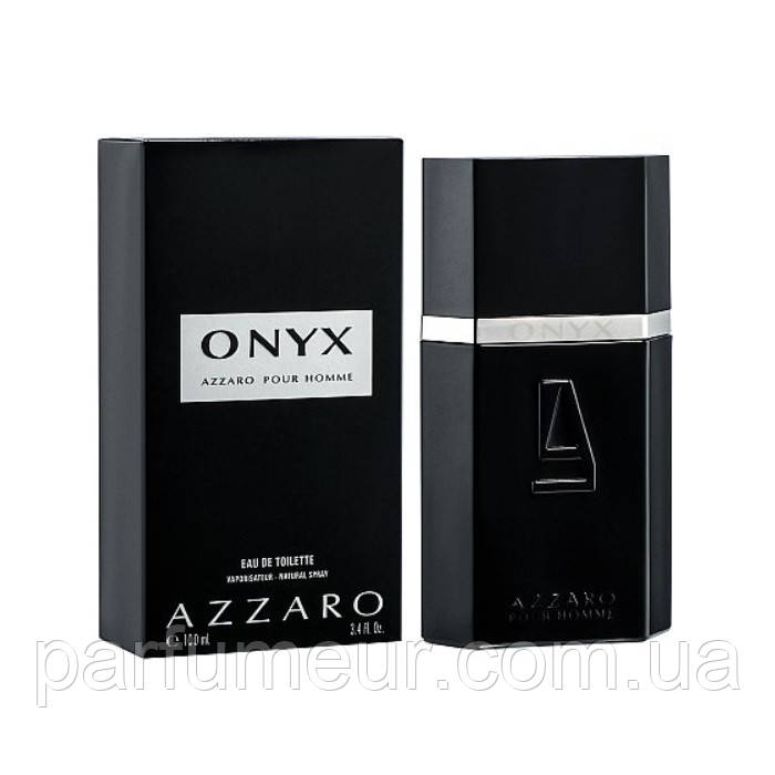 Onyx Pour Homme Azzaro eau de toilette 100 ml