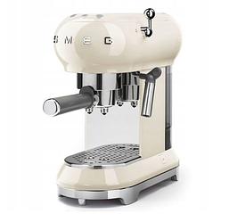 Кофемашина эспрессо SMEG ECF01CREU