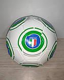 М'яч футбольний EV 3283 размер5, ПВХ, 300-320г, 3вида, країни, фото 2