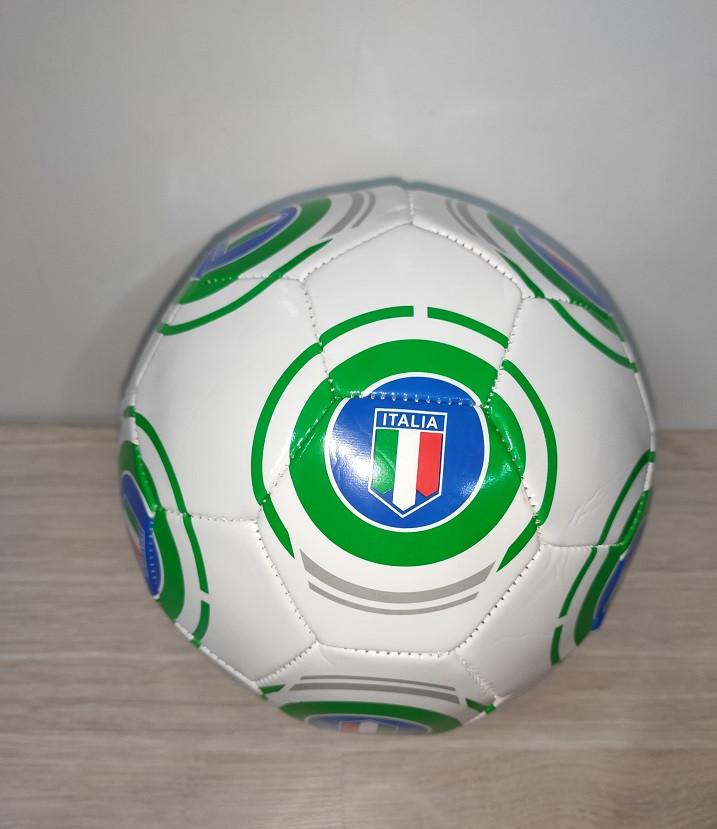 М'яч футбольний EV 3283 размер5, ПВХ, 300-320г, 3вида, країни