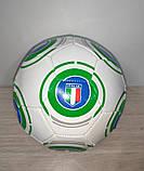 М'яч футбольний EV 3283 размер5, ПВХ, 300-320г, 3вида, країни, фото 3
