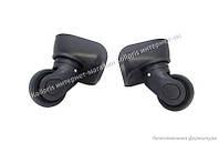 Колеса для чемодана поворотные 70*75 мм №35 (черные)