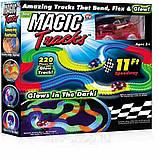 Автомобильный гоночный трек Magic Tracks 220 деталей SKL11-189215, фото 6