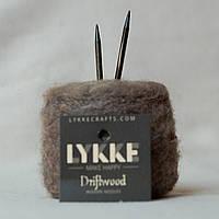 Съемные стандартные спицы Lykke Driftwood, фото 1