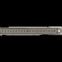 Линейка стальная 20см BM.5810-20 BUROMAX