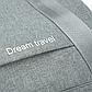 Рюкзак для Путешествий Дорожный Ручная Оксфорд Кладь Dream Travel (DT-08-3-007) Унисекс Серый, фото 7