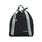 Рюкзак для Путешествий Дорожный Ручная Оксфорд Кладь Dream Travel (DT-08-3-007) Унисекс Черный, фото 3