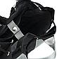 Рюкзак для Путешествий Дорожный Ручная Оксфорд Кладь Dream Travel (DT-08-3-007) Унисекс Черный, фото 6