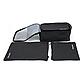 Дорожные Органайзеры для Путешествий в Чемодан Набор 7шт Dream Travel (DT-09-4-007) Черные, фото 5
