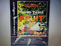Дріжджі спиртові Alcotec Turbo Fruit 60г