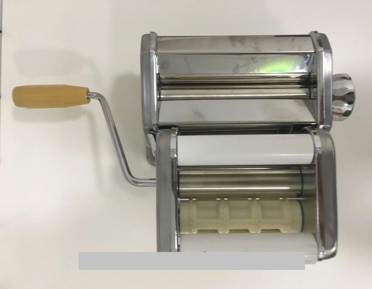 Лапшерезка с насадкой для равиоли Ravioli Maker 3 в 1 для равиоли, пельменей и пасты