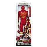 Большая фигурка Hasbro Железный Паук 30 см- Iron Spider, Titan Hero Series SKL14-207693, фото 2