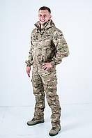 Камуфляжный Костюм Летний B&L Мультикам НАТО 60