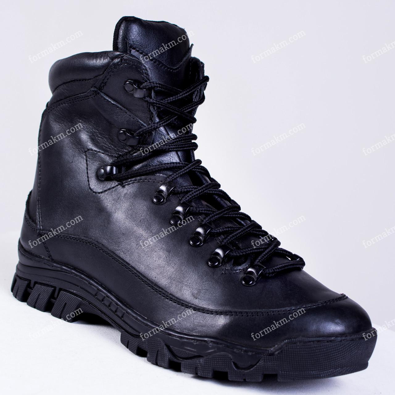 Тактические Ботинки Зимние Gladiator Black