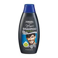 SHAMPOO HAIRWELL FOR MEN 500 ml