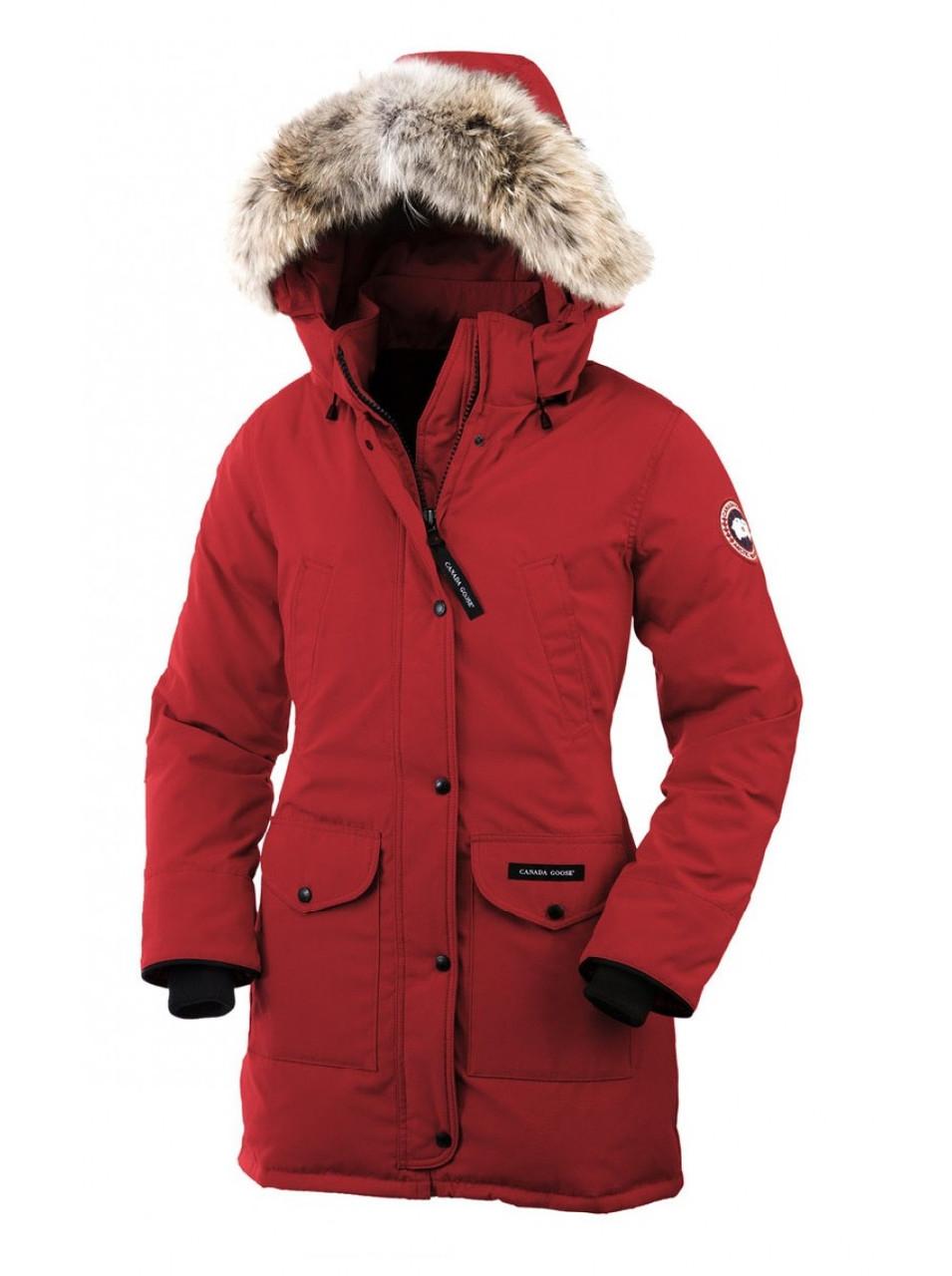 Canada Goose Trillium Parka р.S женский пуховик парка куртка канада гус триллиум