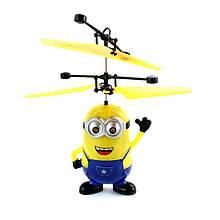 Гадкий я мини-вертолет летающий миньон сенсорный SKL11-130175