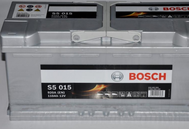 Преимущества Bosch S5 Silver Plus 6 СТ-110