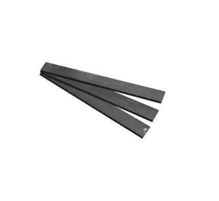 Нож строгальный 3 шт. 250x30x3 мм Holzmann 10000659