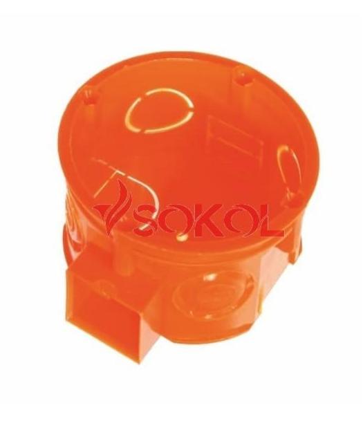 Коробка д/бетон наборная SMARTBOX OC60F без шурупов самозатух ПП 650°С (220)