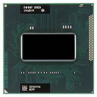 Процессор для ноутбука G2 Intel Core i7-2670QM 4x2,2Ghz (Turbo Boost 3,1Ghz) 6Mb Cache 5000Mhz Bus бу