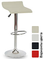 Барный стул Hoker Falva/VIA регулируемый стульчик кресло для кухни, барной стойки Бежевый