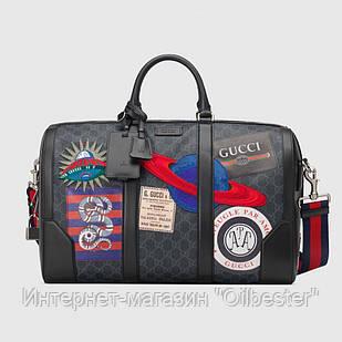Дорожная сумка Gucci Night Courrier soft GG