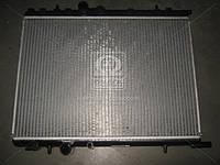 Радиатор охлаждения двигателя 206/307/C4/Xsara/BERLINGO (Van Wezel)