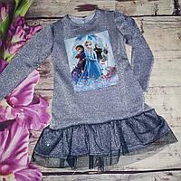 Детское платье Холодное сердце