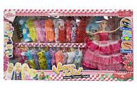 Кукла с набором платьев MIC HC268664 ( TC125042)