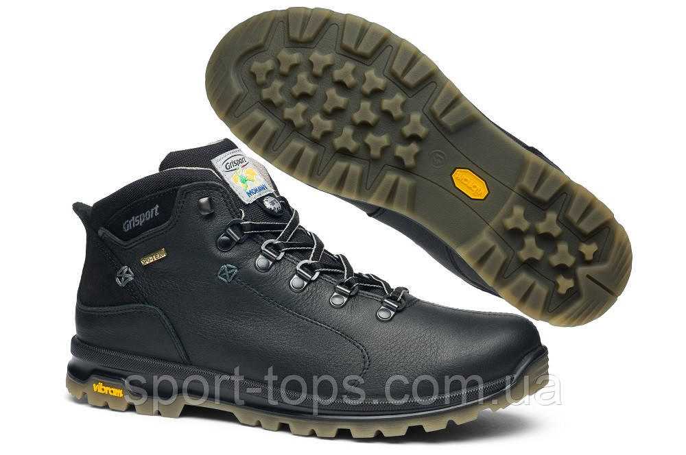 Ботинки мужские кожаные зимние Grisport Winterm до -30 C 12905o47