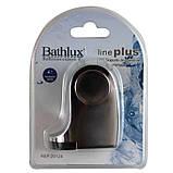 Держатель для душа Bathlux вертикальный пластиковый 20124 SKL11-132103, фото 4