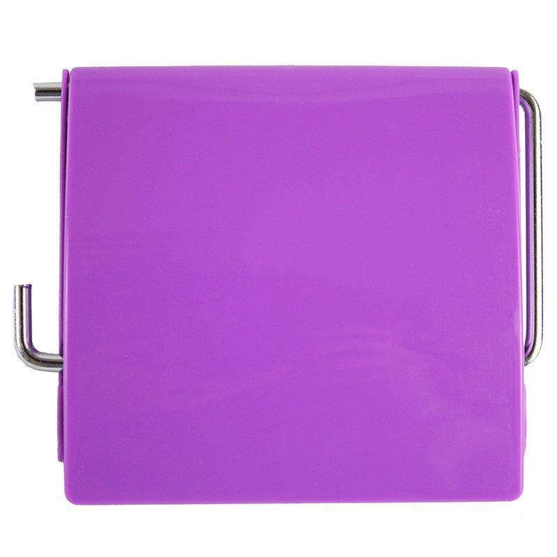 Держатель для туалетной бумаги Bathlux закрытый Flor de clasico 50300 SKL11-132591