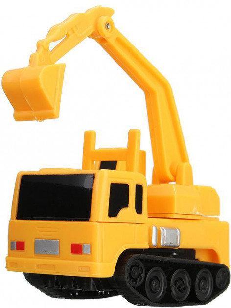 Детский индукционный автомобиль Induction Truck Желтый SKL11-130360
